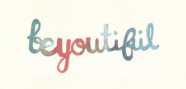 Day 17: beautiful is being you.