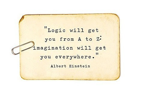 Day 13: use your imagination.