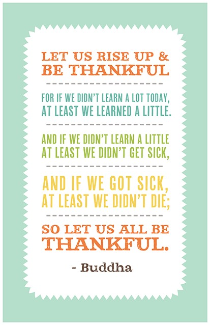 Day 61(2): there is always something to be thankful for. learn to value and appreciate what you have, before you don't have it anymore.