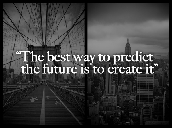 Day 79: monday. action day. stop waiting for your future to happen. start creating it for yourself.